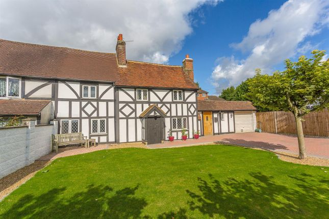 4 bed semi-detached house for sale in The Green, Burgh Heath, Tadworth