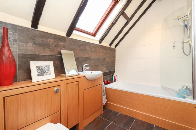 Bathroom of Chesterfield Road, Hardstoft, Chesterfield S45