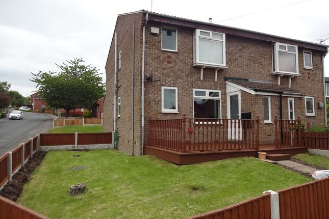 Thumbnail Flat to rent in Blackthorn Way, Wakefield