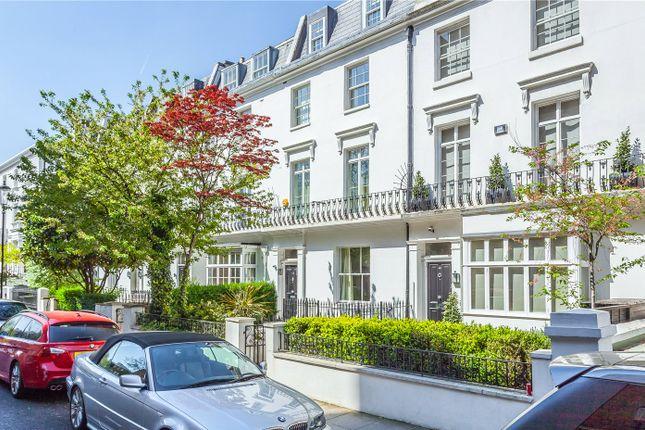 Thumbnail Terraced house to rent in Sheffield Terrace, Kensington, London