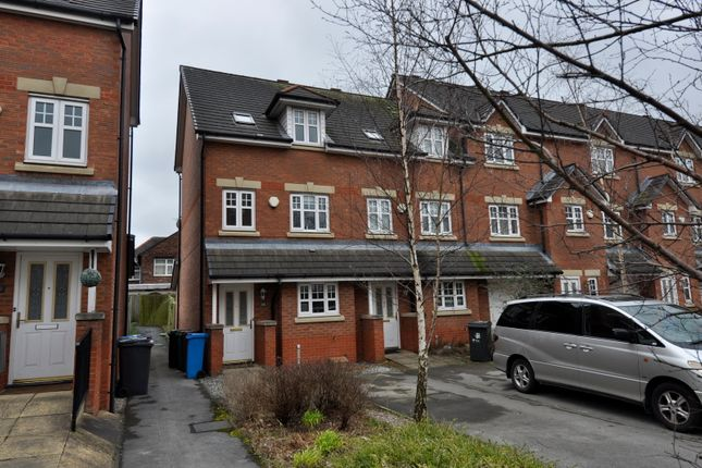 Thumbnail Town house to rent in Fog Lane, Manchester