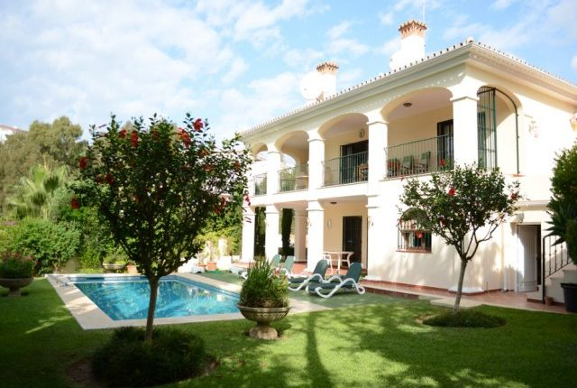 Exterior Of The Villa 2