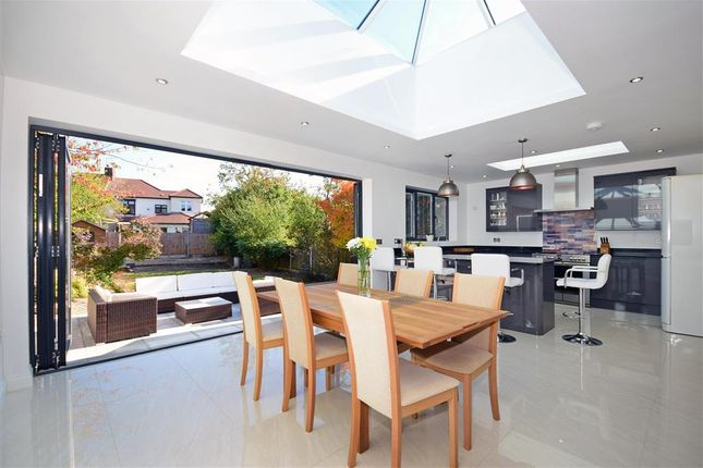 Thumbnail Semi-detached house for sale in High View Road, London