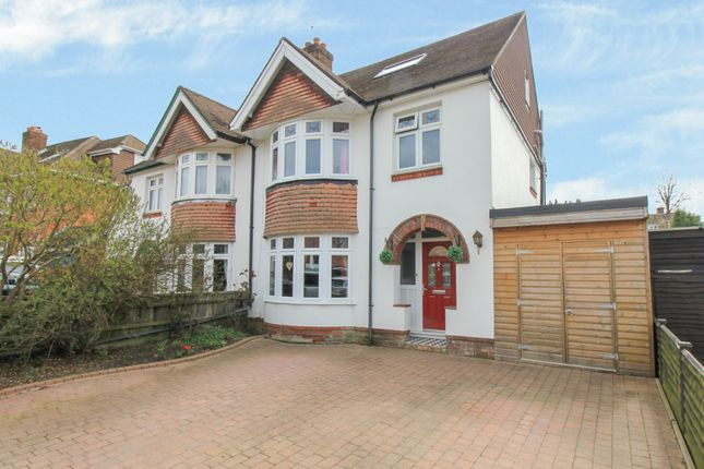 Thumbnail Semi-detached house for sale in Edwina Close, Southampton