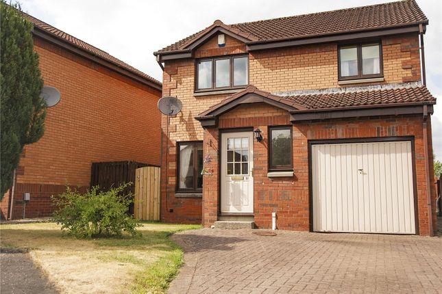 Thumbnail Detached house for sale in Parkvale Crescent, Erskine, Renfrewshire