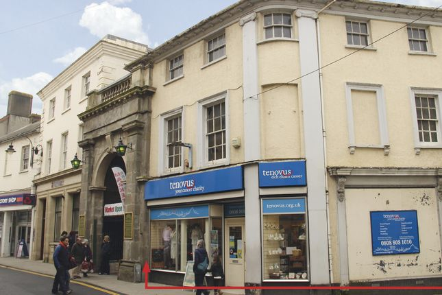 Thumbnail Retail premises for sale in High Street, Powys