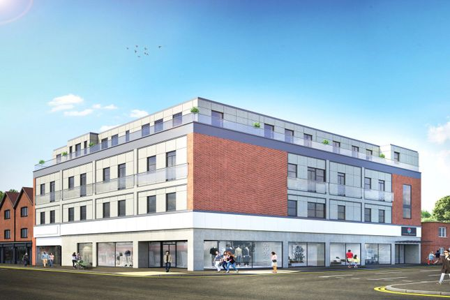 Thumbnail Flat for sale in Times Square, Town Centre, Southend On Sea, Essex