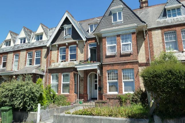 Thumbnail Flat for sale in Queens Gate Villas, Plymouth, Devon