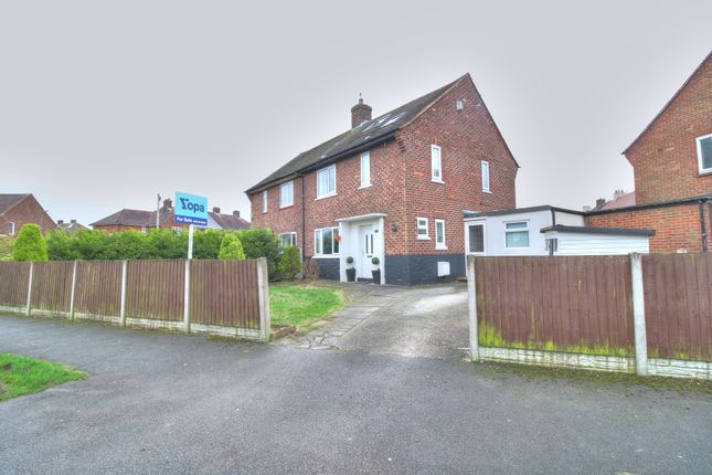 External of Wyresdale Crescent, Ribbleton, Preston PR2