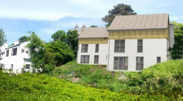 Thumbnail Detached house for sale in Glenbryde Mill, Seamill, North Ayrshire