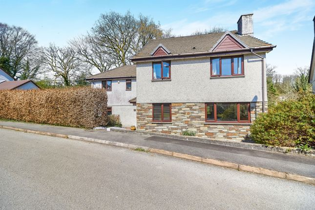 Thumbnail Detached house for sale in Glanville Road, Tavistock