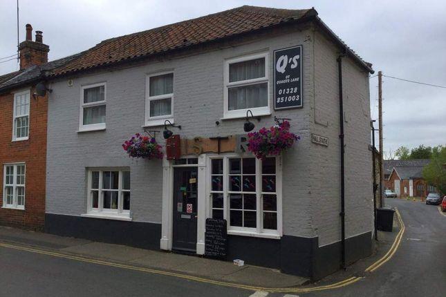 Thumbnail Restaurant/cafe for sale in Quaker Court, Quaker Lane, Fakenham