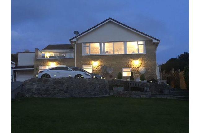 Thumbnail Detached house for sale in Llysfaen Road, Old Colwyn