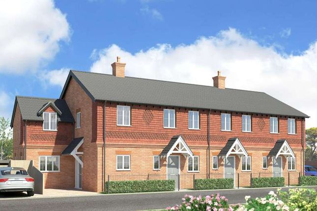 Thumbnail Terraced house for sale in Nightingale Terrace, Linden Road, Leatherhead