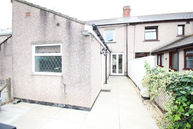 Thumbnail Terraced house for sale in Raglan Street, Risca, Newport