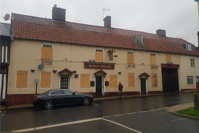 Thumbnail Commercial property for sale in Kings Head, 23-27 White Hart Street, Thetford, Norfolk
