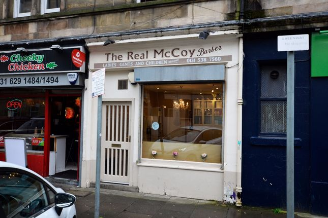 Commercial property for sale in Wardlaw Place, Gorgie, Edinburgh