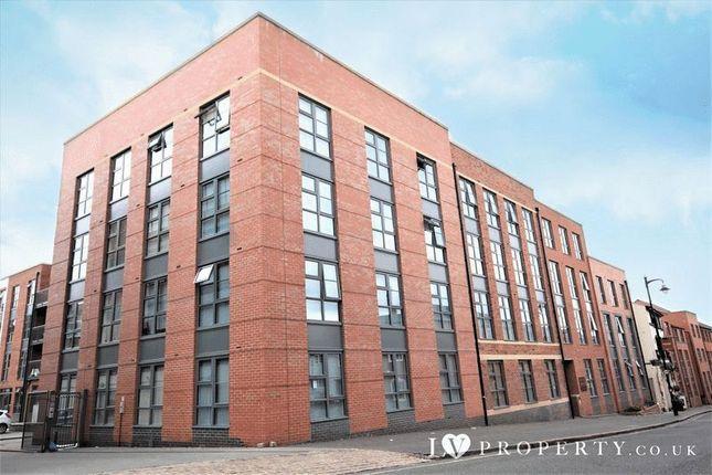 Thumbnail Flat to rent in The Big Peg, Warstone Lane, Hockley, Birmingham