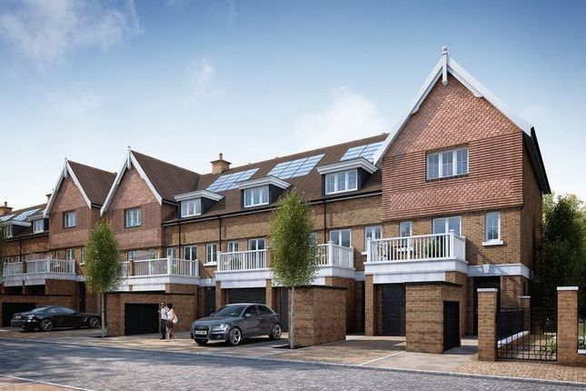 Thumbnail Town house for sale in Regency Place, Royal Wells Park, Tunbridge Wells