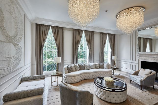 Thumbnail Property for sale in Chester Terrace, London