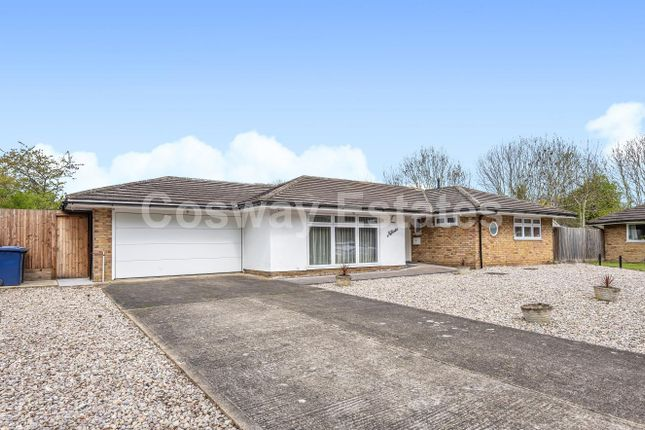 Thumbnail Detached bungalow for sale in Maxwelton Close, London