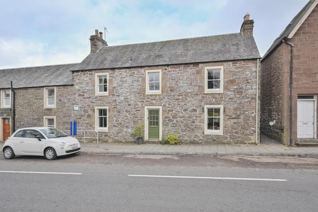 Thumbnail End terrace house for sale in Willougby Street, Muthill