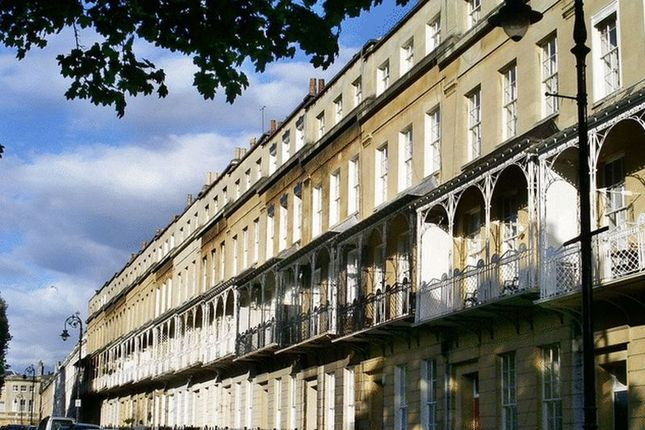 Thumbnail Flat to rent in Caledonia Place, Clifton Village, Bristol