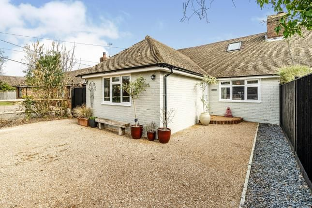 3 bed bungalow for sale in North Street, Waldron, Heathfield, East Sussex TN21