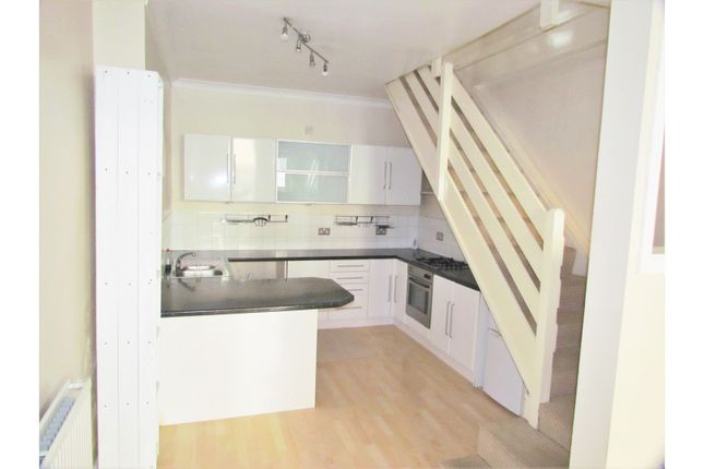 Thumbnail Maisonette for sale in Alexandra Road, Plymouth