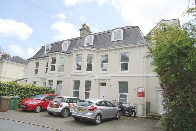 2 bed flat to rent in Hartley Avenue, Mannamead, Plymouth PL3