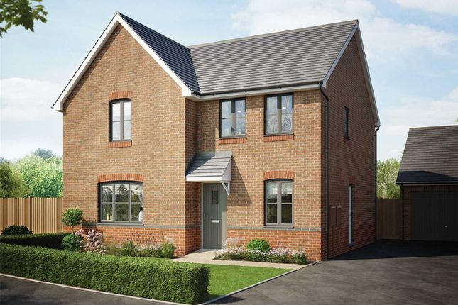 Thumbnail Detached house for sale in Westend, Stonehouse