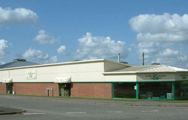 Thumbnail Retail premises for sale in Unit 10, Ledbury