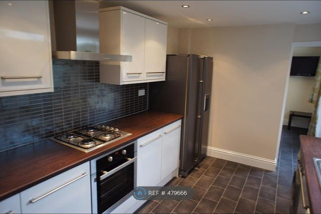 Thumbnail Terraced house to rent in Britannia Road, Southsea