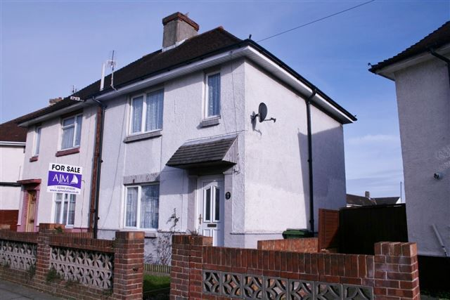 Thumbnail Semi-detached house to rent in Gurnard Road, Portsmouth, Hampshire