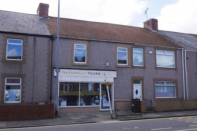 Thumbnail Commercial property for sale in Naturally Yours, 23 Woodhorn Road, Ashington