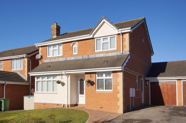 Thumbnail Detached house for sale in Kingfisher Close, Bradley Stoke, Bristol, South Gloucestershire