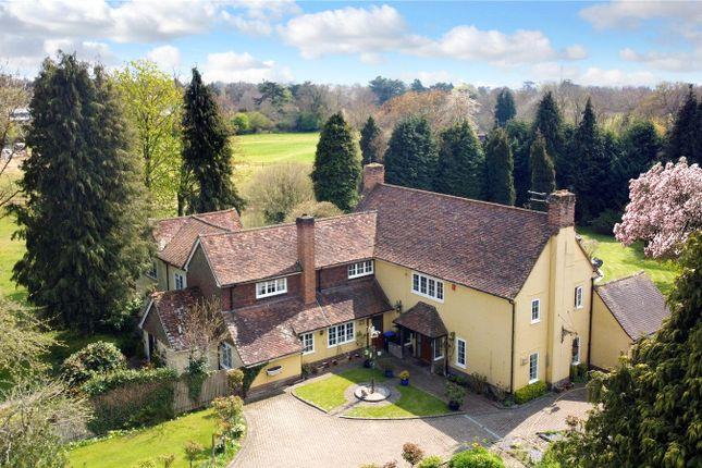 Thumbnail Detached house for sale in Thompkins Lane, Farnham Royal, Slough