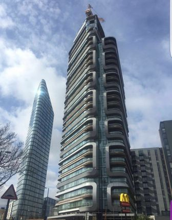 Thumbnail Property to rent in 2 Bedroom Apartment, Camaletto Tower, City Road