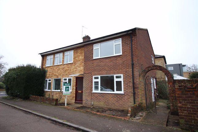 Thumbnail Maisonette to rent in Broadfield Court, Bushey Heath, Bushey