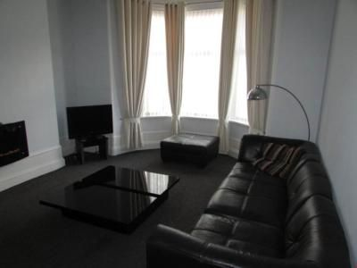 Lounge of Stanley Street, Aberdeen AB10