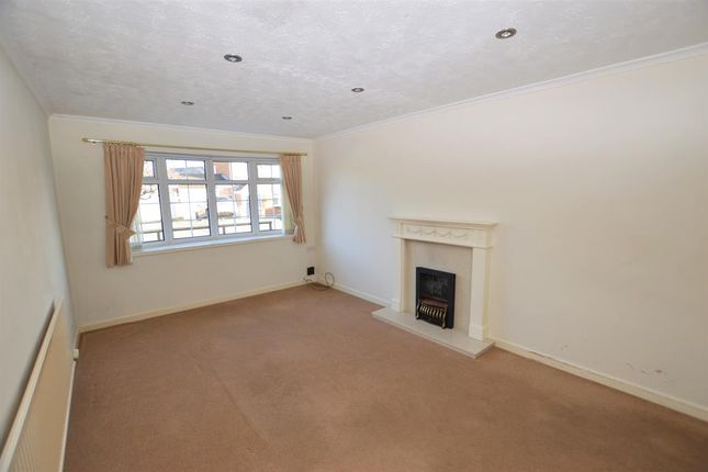 Living Room of The Elms, Countesthorpe, Leicester LE8