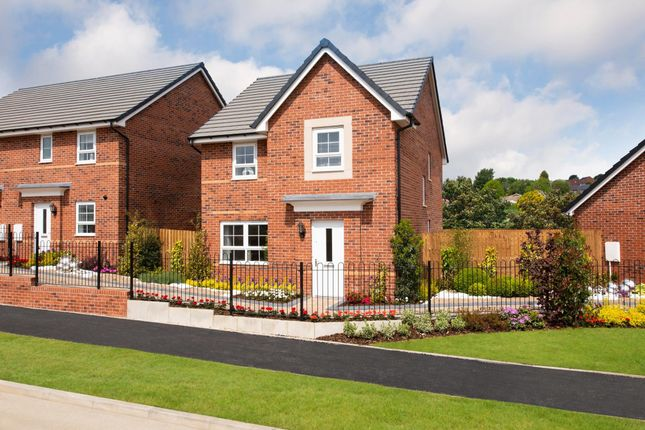 """Thumbnail Detached house for sale in """"Kingsley"""" at Lee Lane, Royston, Barnsley"""