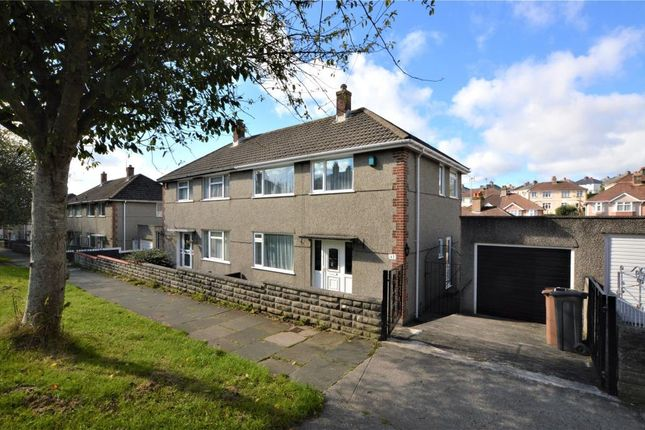 Thumbnail Semi-detached house to rent in Segrave Road, Plymouth, Devon