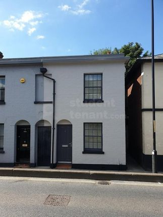 Thumbnail Terraced house to rent in Saint Peter's Place, Canterbury, Kent