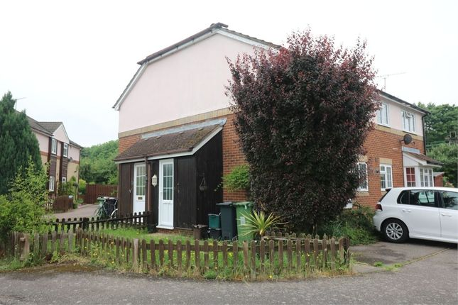 Thumbnail Terraced house for sale in Thomas Rochford Way, Cheshunt, Waltham Cross, Hertfordshire