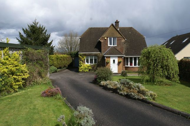 Thumbnail Detached house for sale in New Road, Wingerworth, Derbyshire