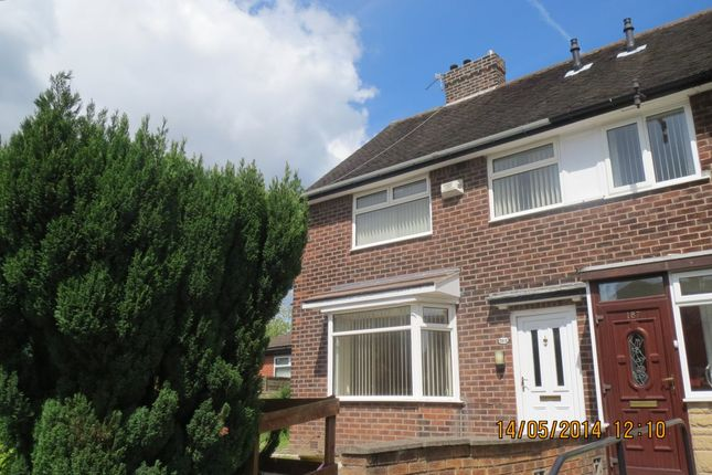 Thumbnail Semi-detached house to rent in Charlestown Road, Blackley, Manchester
