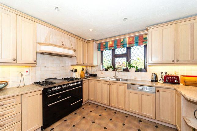 Kitchen of Catesby Gardens, Yateley, Hampshire GU46