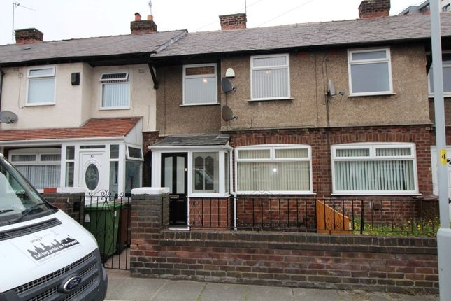 Thumbnail Terraced house for sale in Muspratt Road, Litherland