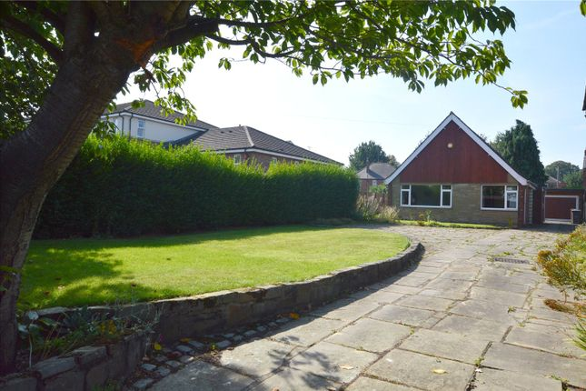 Thumbnail Bungalow for sale in Leeds Road, Lofthouse, Wakefield